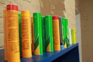 Polyprop tubes